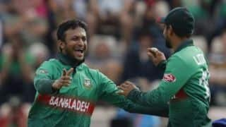Had to work really hard with the bat, five wickets gave me greater pleasure: Shakib Al Hasan